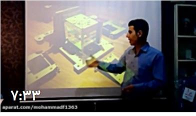 کاربرد LCD PANEL ال سی دی پنل در پروژکتور دیتا