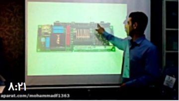 قطعات پروژکتور دیتا LCD و DLP