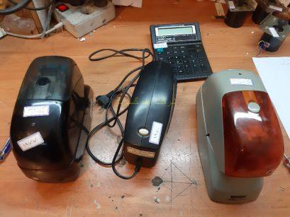 تعمیرات انواع منگنه های برقی راپید و kw