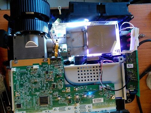 تعمیر ویدئو پروژکتور - شرکت ایده گسترش